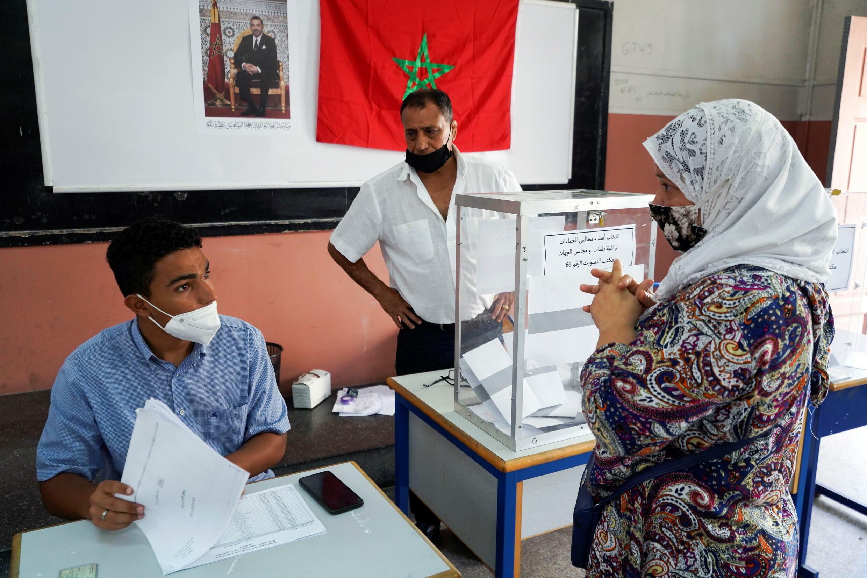 maroc vote rabat