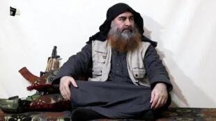 伊斯兰国领袖巴格达迪5年来首次录影露面。
