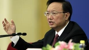 Ngoại trưởng Trung Quốc Dương Khiết Trì (Reuters /Jason Lee)
