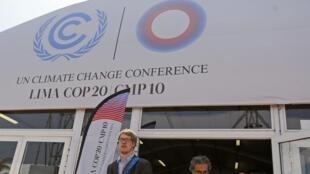La 20e conférence de l'ONU sur le climat se tient à Lima, au Pérou, du 1er au 12 décembre.
