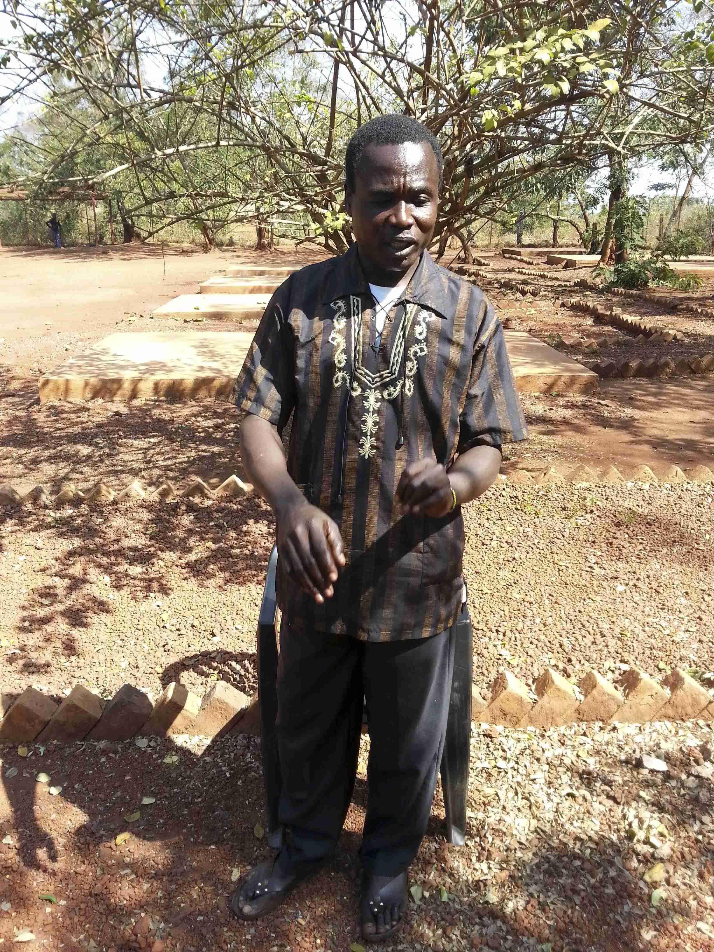 Kwamandan 'Yan tawayen Uganda Ongwen