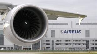 The trial centres on possible inside knowledge of the Airbus A380