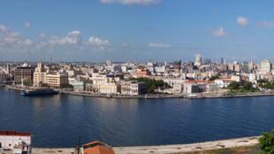 Vista panorámica de La Habana.