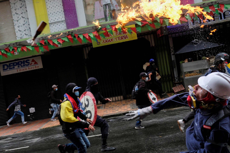 colombie mouvement social medellin