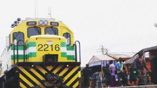 The Lagos–Kano train service