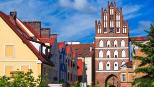 Bartoszyce en Pologne