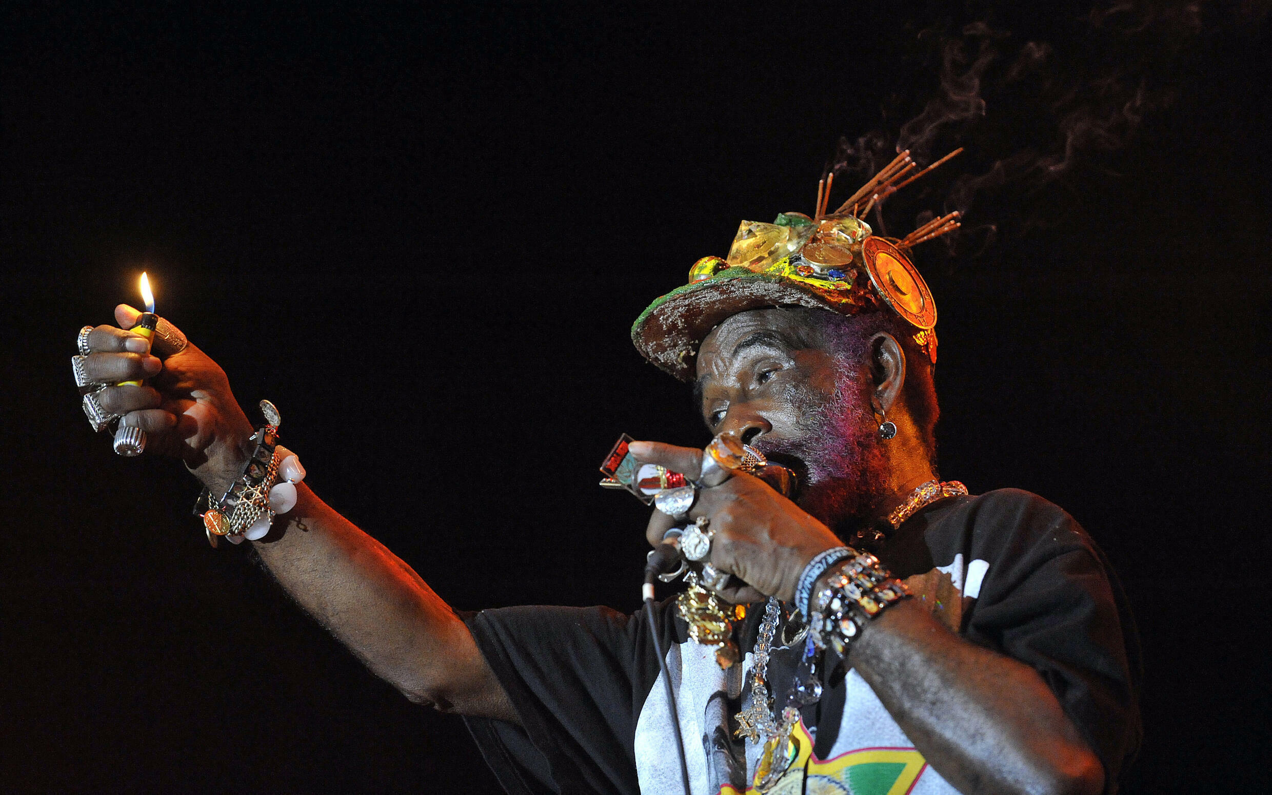"""Lee """"Scratch"""" Perry's layering techniques were the stuff of legend; he used stones, water, kitchen utensils to create surreal, often haunting, sonic density"""