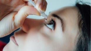 infections oculaires c  evrim ertik