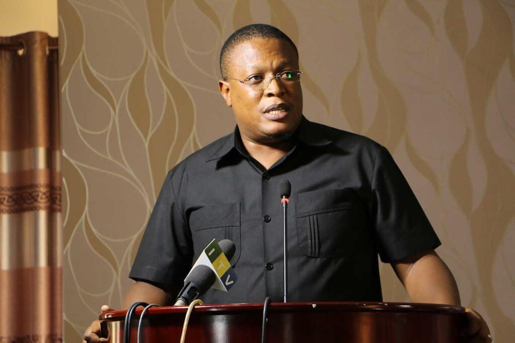 Nape Nnauye, Tanzania's former information minister