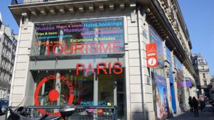 La Oficina de Turismo de París.