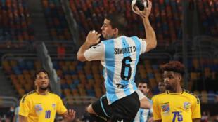 rdc argentine handball mondial