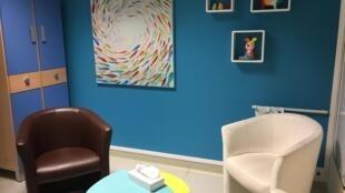 Le CHU de Nantes est l'un des premiers hôpitaux français à s'être doté, en 2000, d'une unité d'accueil spéciale pour les enfants victimes de violences.
