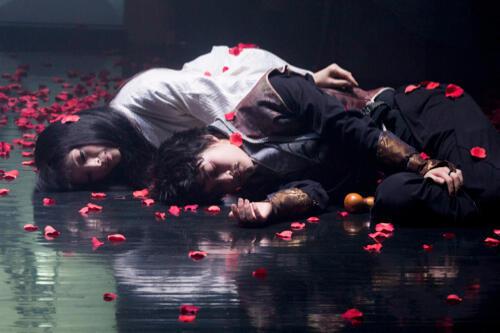 Los Romeo y Julieta de Omar Porras.