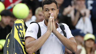 Jo Wilfried Tsonga reached the final at the Australian Open in 2008.