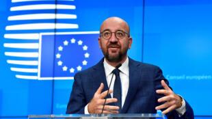 """O presidente do Conselho Europeu, Charles Michel, pediu """"vontade política"""" aos líderes europeus para alcançarem um acordo, até final do ano, sobre uma nova meta climática para 2030."""