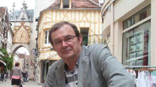 L'historien Bernard Lecomte, auteur de «Gorbatchev».