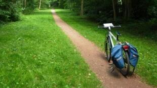 Les voies vertes désignent des chemins, bien séparés de la route, réservés aux usagers non motorisés, comme les cyclistes, les piétons, les cavaliers.
