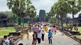 Cambodia-Tourist