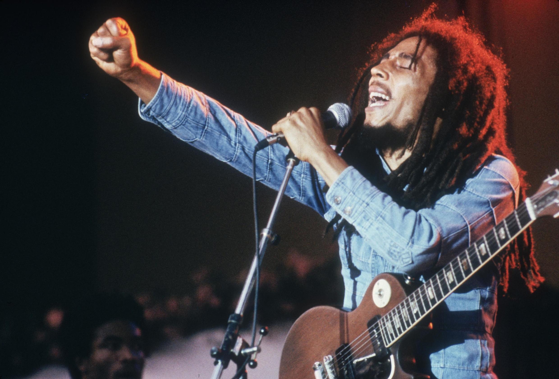 Bob Marley wanda a wannan shekarar ya shekara 40 da mutuwa.