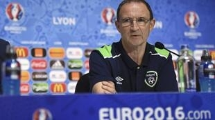 Martin O'Neill is hoping to lead Ireland into their first European championship quarter-final.