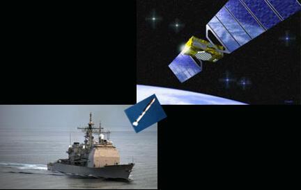 Le missile, qui doit détruire le satellite espion, sera tiré depuis un navire stationné dans le pacifique Nord.