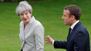 O presidente Emmanuel Macron disse que apresentará medidas contra a Rússia no caso que envolveu o envenenamento de um ex-espião russo