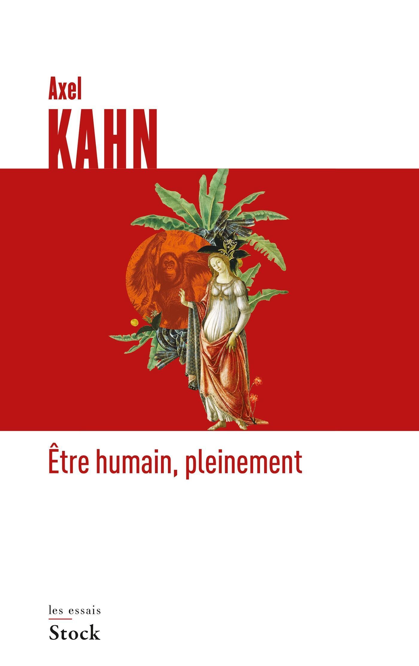 Axel Kahn, Editions Stock