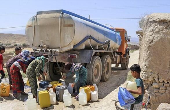 تا پیش از ناآرامی های جاری در خوزستان بیش از هفتصد روستای این استان با تانکر آبرسانی می شد.