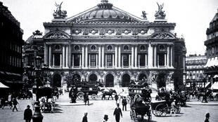 ساختمان اپرای پاریس