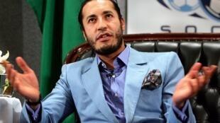 Rien n'indique que Saadi Kadhafi aura droit à un procès juste et équitable, indique son avocat.