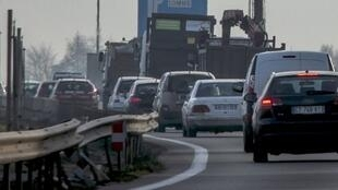 La pollution atmosphérique est jugée responsable de 400 000 décès prématurés par an dans l'Union européenne.