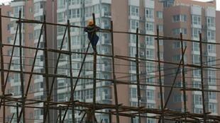 Công trình xây dựng tại thủ đô Bắc Kinh.