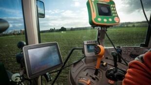 Nông nghiệp thời đại Digital. Ảnh minh họa.