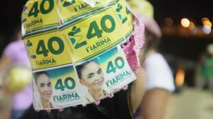 Marina dans la tête.