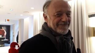 El especialista francés de cine Edouard Waintrop.
