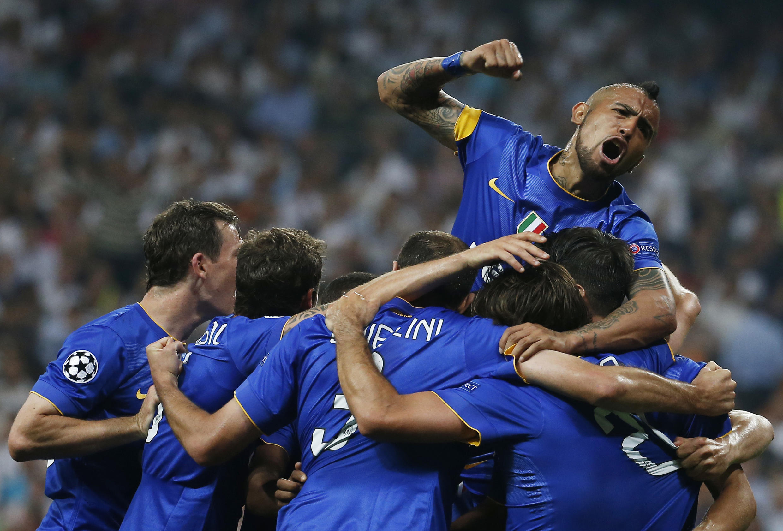 Juventus za ta hadu da Barcelona a Berlin bayan ta yi waje da Real Madrid a gasar zakarun Turai