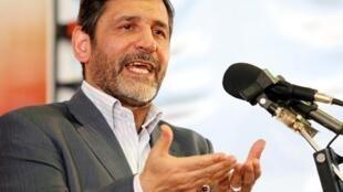 محمد حسین صفار هرندی، مشاور عالی فرمانده سپاه پاسداران
