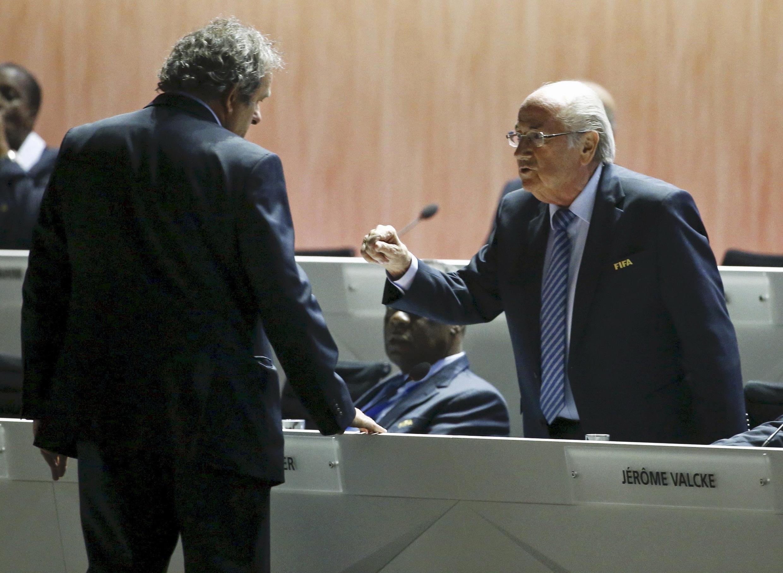 FIFA: Blatter e Platini ainda podem recorrer.