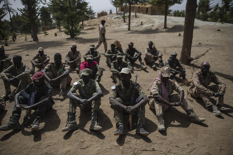 ALS - Darfour - Soudan - Armée de Libération du Soudan - rebelles