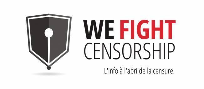 Mạng wefightcensorship có đăng bài viết của blogger Việt Nam Paulus Lê Sơn (DR)