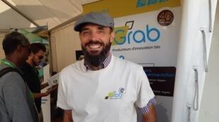 Vianney Le Pichon, Directeur du Groupe de Recherche en Agriculture Biologie (GRAB).