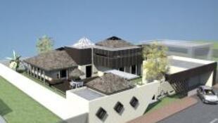 Un des projets de construction proposés par l'entreprise Tamberma.