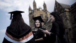 Estudiantes extranjeras