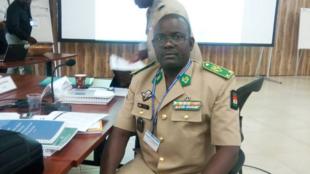 Janar Oumarou Namata Gazama, sabon kwamandan G5 Sahel.