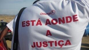 A OMUNGA,  Associação cívica angolana denuncia em conjunto com a Amnistia Internacional, o assassínio bárbaro de pelo menos sete jovens entre Maio e Julho, por transgressão às medidas de restriçãp sanitária face à pandemia de Covid-19.