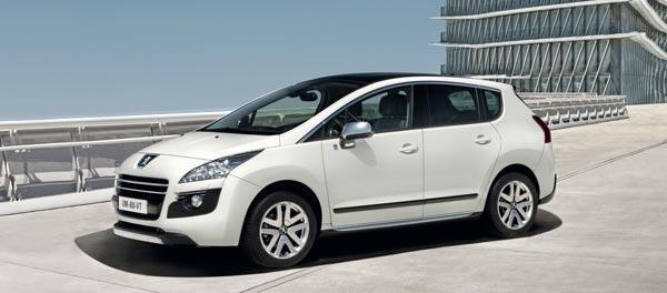 França terá em 2040 mais carros eléctricos e híbridos, como a Peugeot 3008, do que a diesel e gasolina