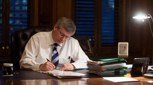 канадский премьер-министр Стивен Харпер