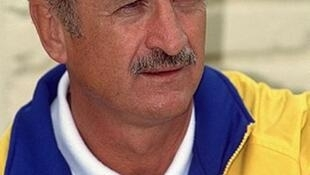 Mai horar da 'Yan wasan Brazil, Luiz Felipe Scolari