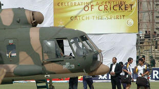 Following the attack on their bus, Sri Lankan players were airlifted from the ground during their 2009 Pakistan tour.