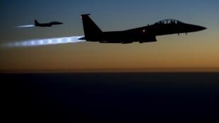 Aviões americanos bombardearam alvos do EI na Líbia
